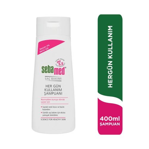 Sebamed Hergün Kullanım Şampuanı 400 Ml