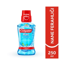 Colgate Plax Nane Ferahlığı Alkolsüz Ağız Bakım Suyu 250 Ml