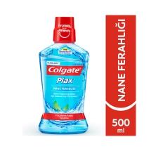 Colgate Plax Nane Ferahlığı Alkolsüz Ağız Bakım Suyu 500 Ml