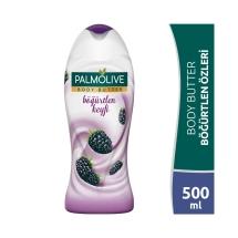 Palmolive Body Butter Böğürtlen Keyfi Banyo ve Duş Jeli 500 Ml