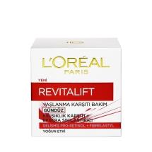L'Oréal Paris Revitalift Gündüz Kavanoz 50 Ml