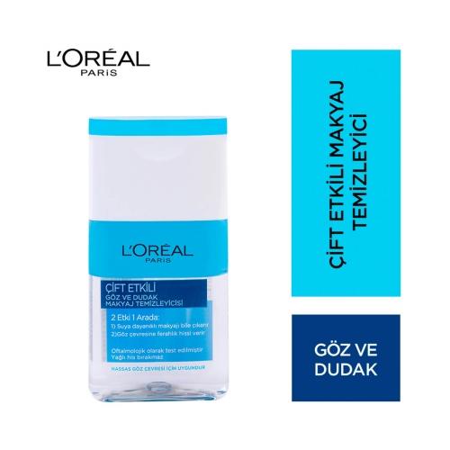 L'Oréal Paris Expert Göz Ve Dudak Makyaj Temizleme Losyonu