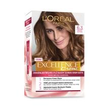 L'Oréal Paris Excellence Creme Saç Boyası 6-3 Badem Kahvesi