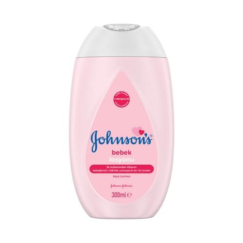 Johnsons Baby Losyon 300 Ml