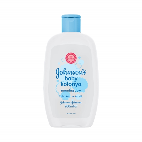 Johnson's Baby Kolonya Morning Dew 200 Ml