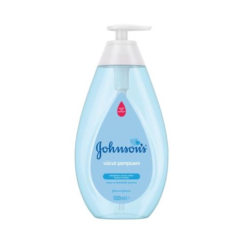 Johnsons Baby Regular Vücut Şampuanı 500 Ml