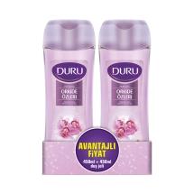 Duru Duş Jeli Perfume Orkide 450 Ml+450 Ml Kofre