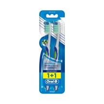 Oral-B Diş Fırçası Pro-Expert Derinlemesine Temizlik 40 Orta 1+1