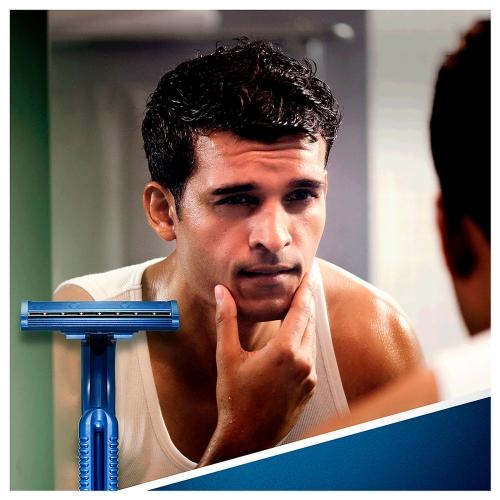 Gillette Permatik Banyo Kullan At Tıraş Bıçağı 10'lu