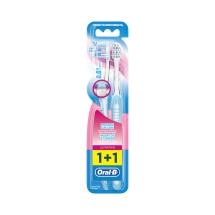 Oral-B Diş Fırçası UltraThin Kompakt Hassas Diş Eti Bakımı Ekstra Yumuşak 1+1