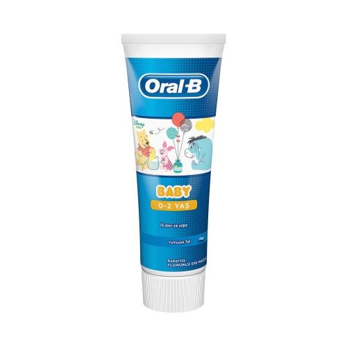 Oral-B Pro-Expert Stages Çocuk Diş Macunu Winnie the Pooh 75 ml ( 0 - 2 Yaş)