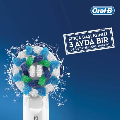 Oral-B Genius Pro 8900 Şarj Edilebilir Diş Fırçası 1+1