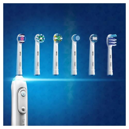 Oral-B Diş Fırçası Yedek Başlığı Pro White 4 adet