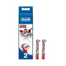 Oral-B Stages Diş Fırçası Yedek Başlığı Çocuklar İçin 2 Adet