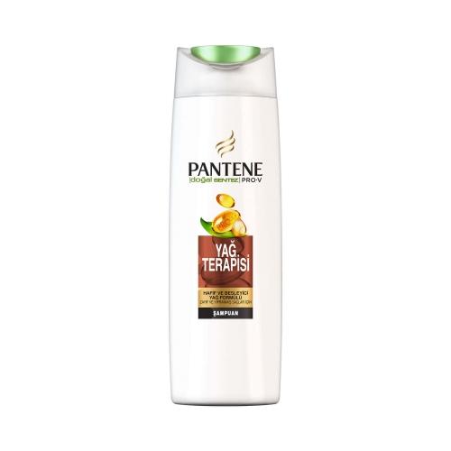 Pantene Şampuan Doğal Sentez Yağ Terapisi 400 Ml