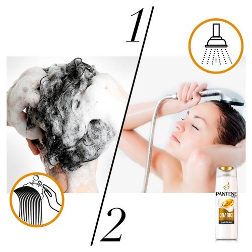 Pantene Şampuan Onarıcı ve Koruyucu Bakım 400 Ml