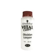 Vital Peroksit Sıvı %9'luk 60 Ml