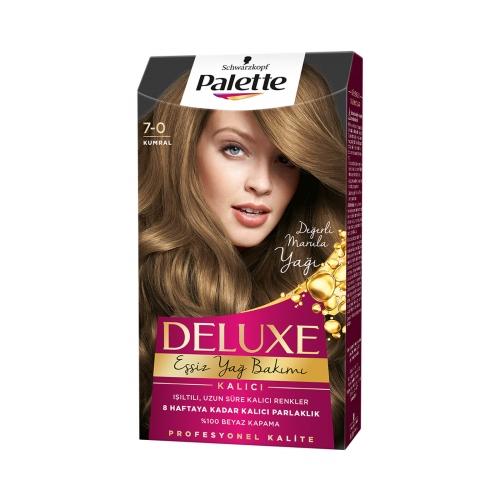 Palette Deluxe 7-0 Kumral