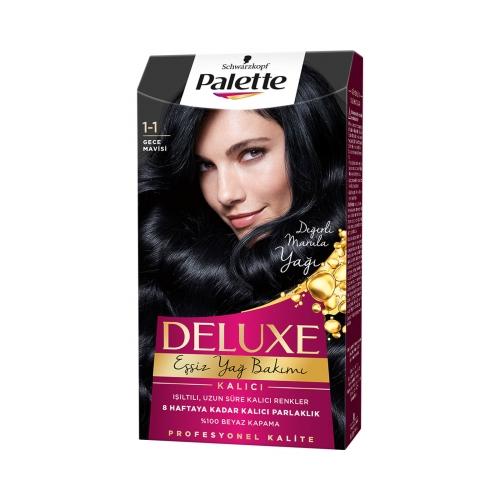 Palette Deluxe 1-1 Gece Mavisi