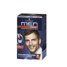 Schwarzkopf Men Perfect Saç Boyası 70 - Koyu Kahve
