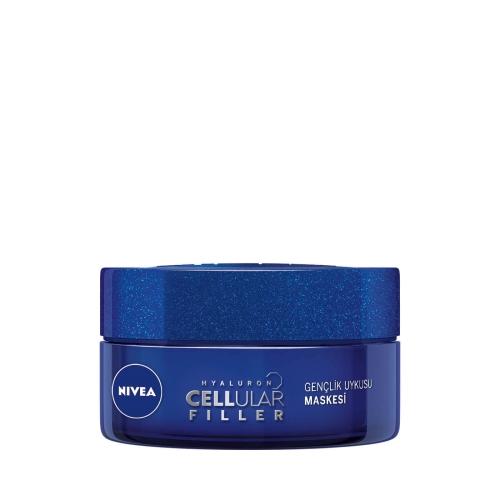 Nivea Hyaluron Cellular Filler Gençlik Uykusu Maskesi 50 Ml