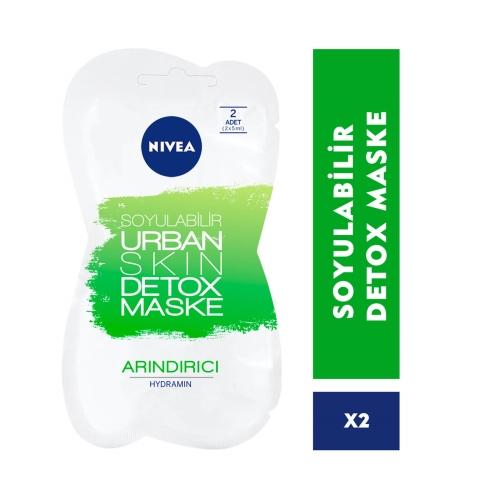 Nivea Urban Skin Detox Peel Of Maske 10 Ml