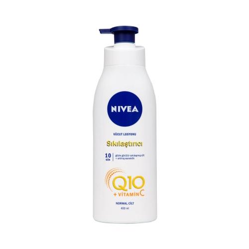 Nivea Q10 Sıkılaştırıcı Vücut Losyonu 400 Ml