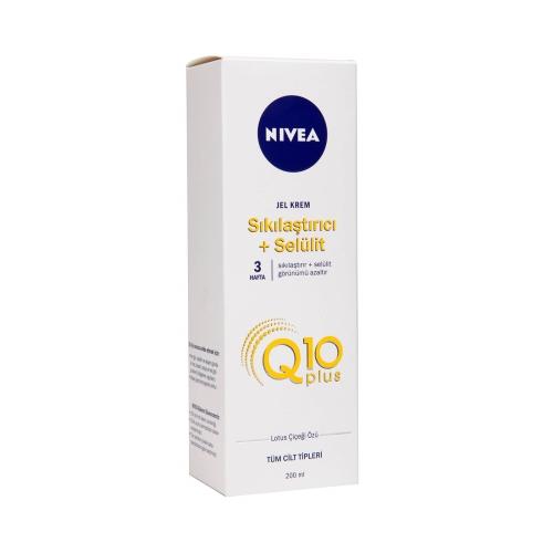 Nivea Q10 Plus Sıkılaştırıcı+Selülit Jel Krem 200 Ml