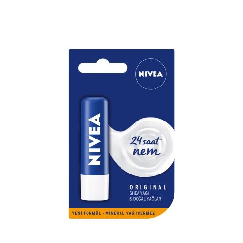 Nivea Dudak Kremi Original 4,8 Gr