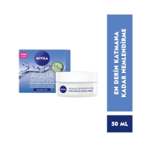 Nivea Visage Aqua Sensation 50 Ml Normal/Karma Ciltler İçin