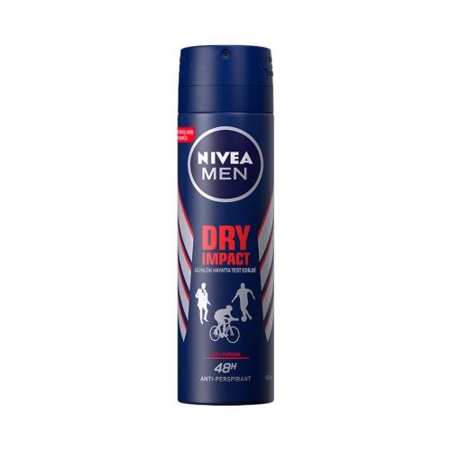 Nivea Deodorant Dry Erkek 150 Ml