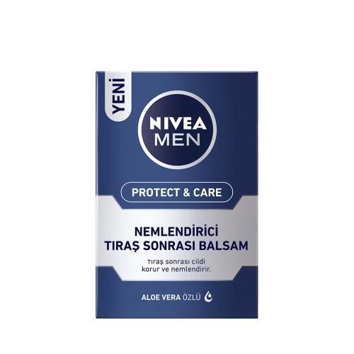 Nivea For Men After Shave Balsam Original Nemlendirici 100 Ml
