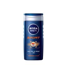 Nivea Duş Şampuanı Sport For Men 250 Ml