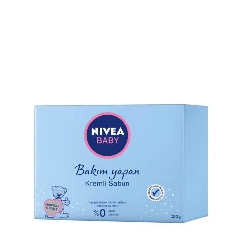 Nivea Baby Bakım Yapan Kremli Sabun 100 Gr