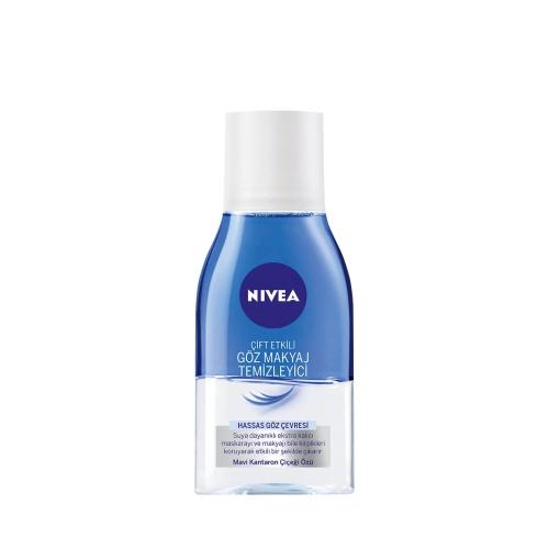 Nivea Visage Çift Etkili Göz Makyaj Temizleme Losyonu 125 Ml