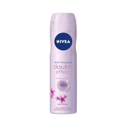 Nivea Deodorant Sprey Double Effect Kadın 150 Ml