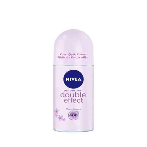 Nivea Deodorant Roll-On Double Effect Kadın 50 Ml