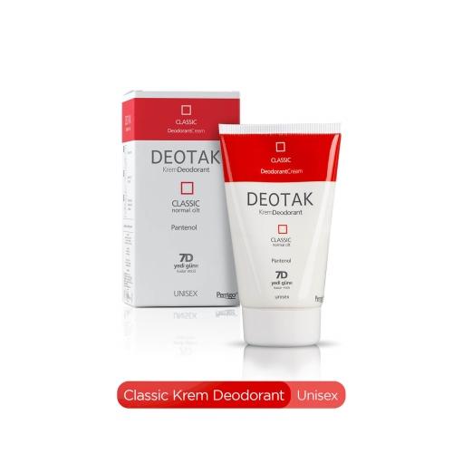 Deotak Classic Krem Deodorant