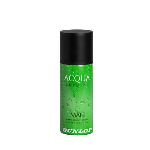 Dunlop Acqua Crystal Deodorant Yeşil 150 Ml