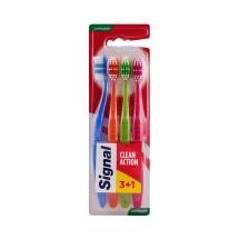 Signal Premium Action Diş Fırçası 3 + 1
