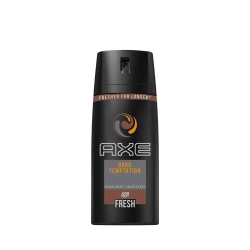 Axe Deodorant Dark Temptation Chocolate 150 Ml
