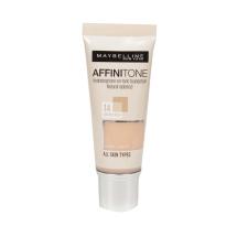 Maybelline Affinitone Fondöten 14 Creamy Beige
