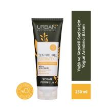 Urban Care Tea Tree&Keratin Şampuan 250 Ml