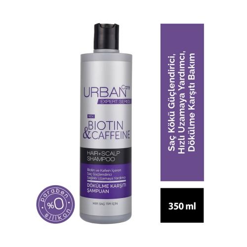 Urban Care Expert Series Biotin&Caffeine Şampuan 350 Ml