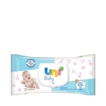 Uni Baby Klasik Islak Bebek Havlusu 56 Adet