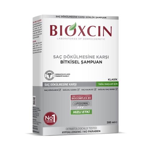 Bioxcin Genesis Saç Dökülmesine Karşı Yağlı Şampuan 300 Ml