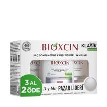 Bioxcin Genesis Yağlı Saçlar İçin Şampuan (3 Al 2 Öde)