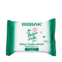 Bebak Acı Badem Sütlü Makyaj Temizleme Mendili