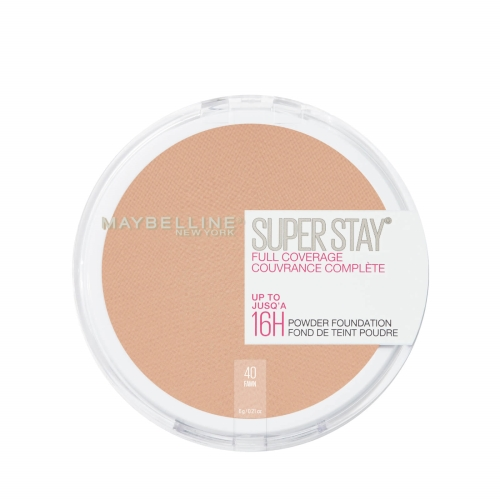 Maybelline New York Super Stay 16H Powder 40 Fawn