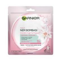 Garnier Nem Bombası Dinlendirici Kağıt Maskesi